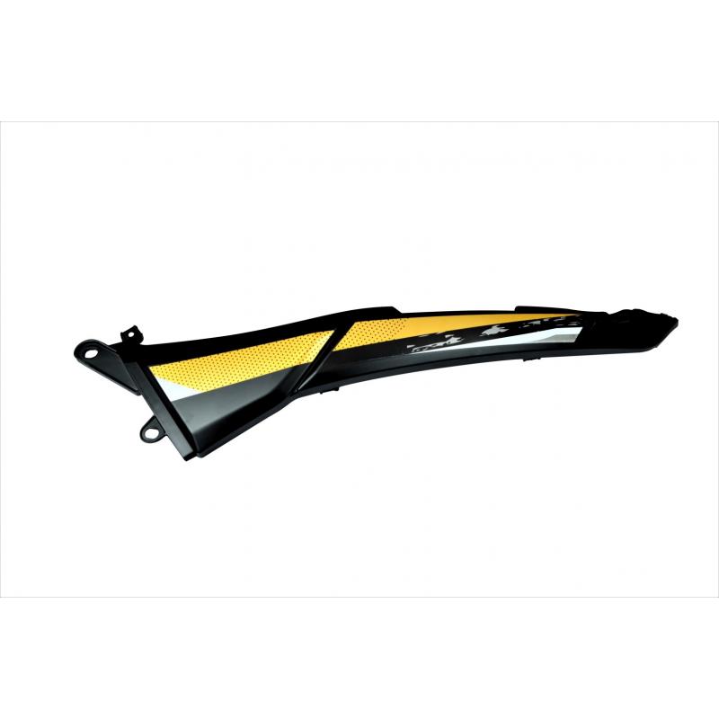 Hintere Abdeckung Links Gelb  E Motorrad