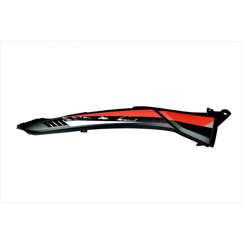 Hintere Abdeckung Rechts Rot E Motorrad