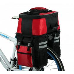 Roswheel 3 in1 Gepäckträgertasche mit Regenschutz
