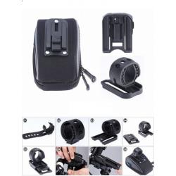 Roswheel Fahrrad Lenkertasche, Handy Tasche mit schnell Verschluss.