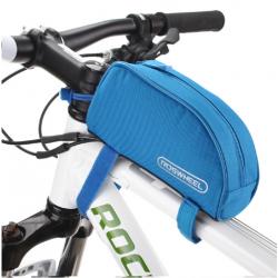 Roswheel Wasserabweichende Fahrrad Rahmentasche (Blau)