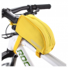 Roswheel Wasserabweichende Fahrrad Rahmentasche (Gelb)