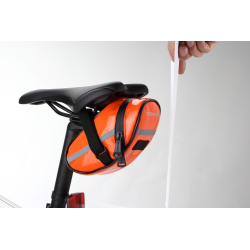 Roswheel Fahrrad Satteltasche Orange