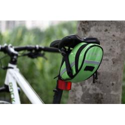 Roswheel Fahrrad Satteltasche Grün