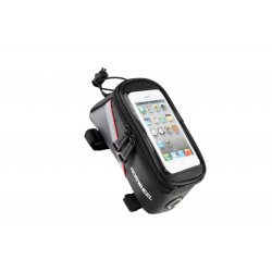 Roswheel Fahrrad Rahmentasche für Touch Screen Handy Schwarz Größe S