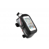 Roswheel Fahrrad Rahmentasche für Touch Screen Handy Rot Größe S