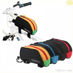 Roswheel Wasserabweichende Fahrrad Rahmentasche