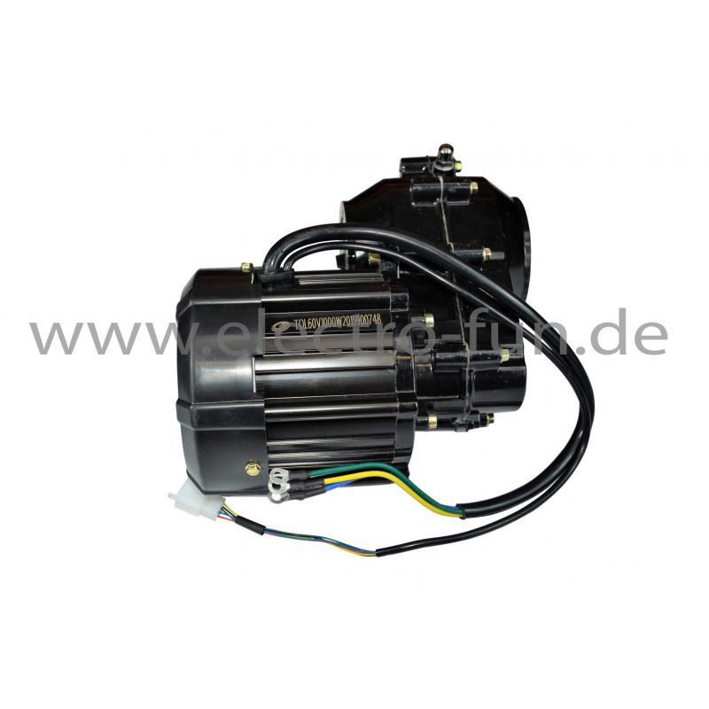 Motor 48 Volt / 650 Watt