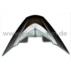 Frontblende Dreieck klein Silber