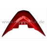 Frontblende Dreieck klein Rot