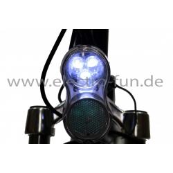 Elektrofaltrad OVERFLY F7 Schwarz