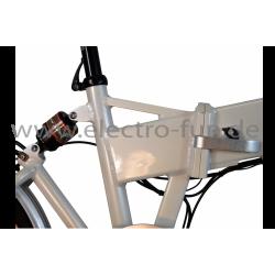 Elektrofaltrad OVERFLY G6 Weiss