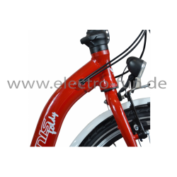 Elektrofaltrad RANIS Foldy 6 Rot