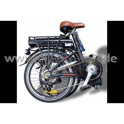 Elektrofaltrad RANIS Foldy 6 Schwarz