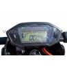 Elektro Motorrad Ranis 2000 blau