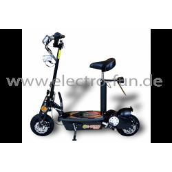 Elektro Scooter 500 Watt mit Straßenzulassung