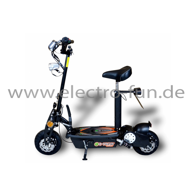 elektro scooter. Black Bedroom Furniture Sets. Home Design Ideas