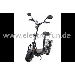 Elektro Scooter Erazor 800W mit Straßenzulassung