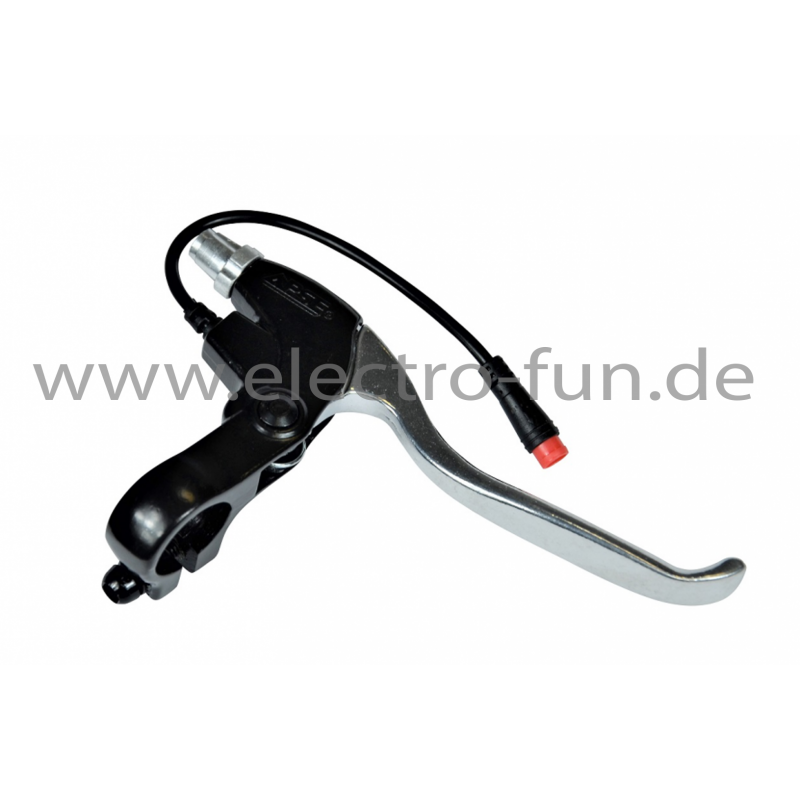 Elektro Fahrrad Bremshebel