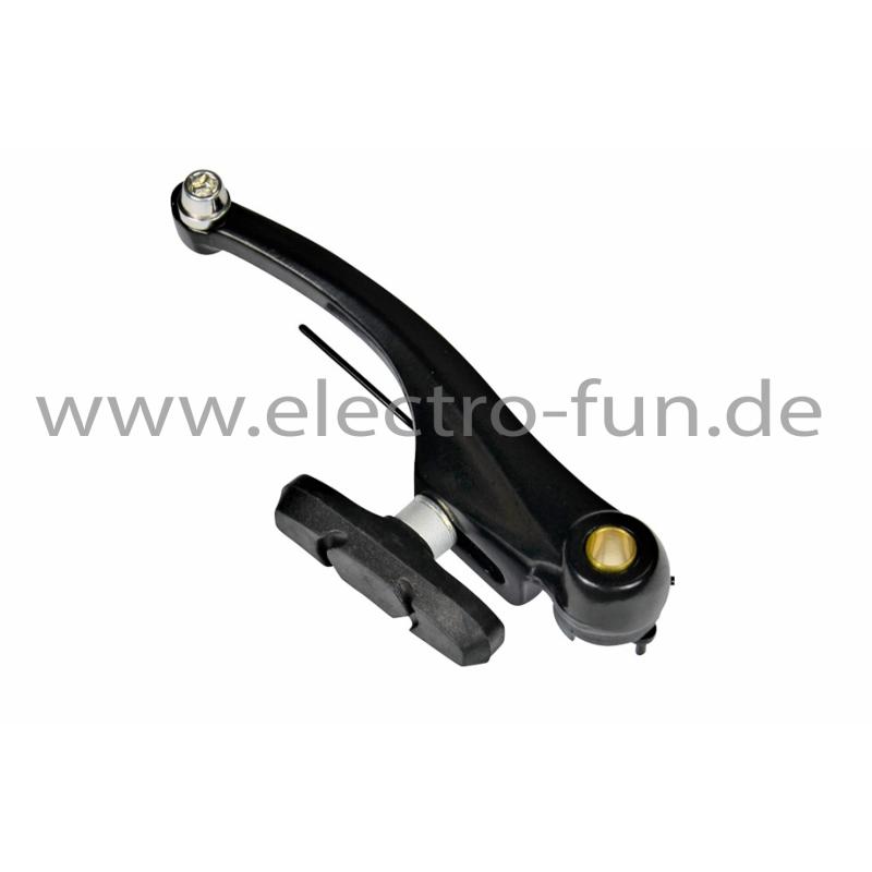 Bremsschenkel Set Tektor Schwarz Foldy