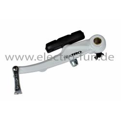 Bremsschenkel Set Tektor Weiß Foldy
