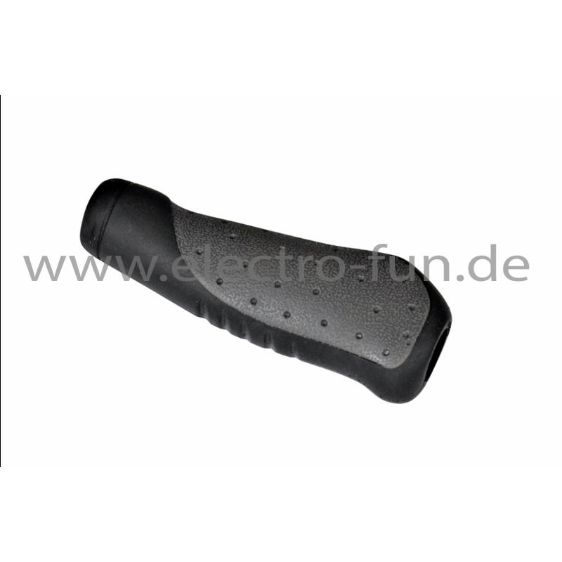 Griff ergonomisch schwarz