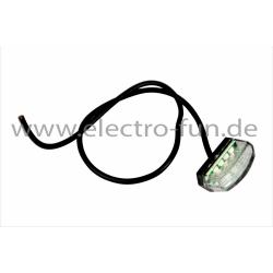 Rücklicht mit Bremslichtfunktion 36V E-Scooter