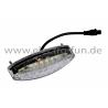 LED Rücklicht 12V 15 cm Kabel Bremsfunktion Elektro Scooter 800W