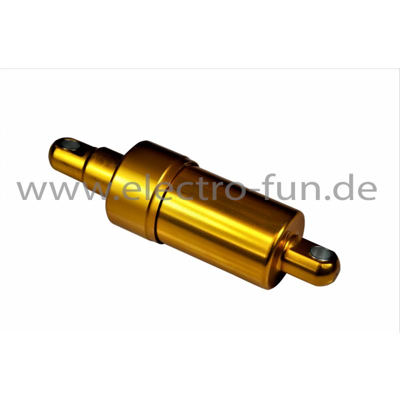 Stoßdämpfer hinten 170 mm gelb