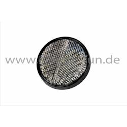 Reflektoren weiß rund Ø 60 mm