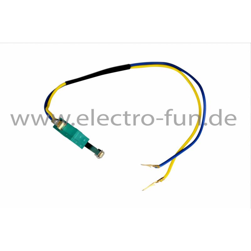Sicherheitsschalter für Seitenständer mit Kabel