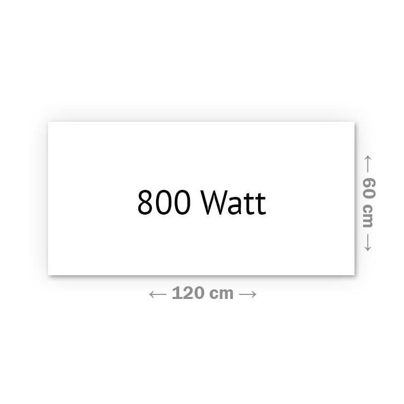 Infrarotheizung Klassik 600 Watt 60 x 90 cm