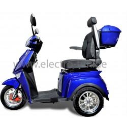 Elektromobil ECO ENGEL 504 Blau, Seniorenmobil