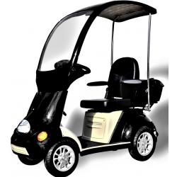 elektromobil eco engel 503 braun seniorenmobil. Black Bedroom Furniture Sets. Home Design Ideas