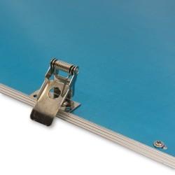 LEDVero  30x30cm Ultraslim LED Panel dimmbar 10W Deckenleuchte