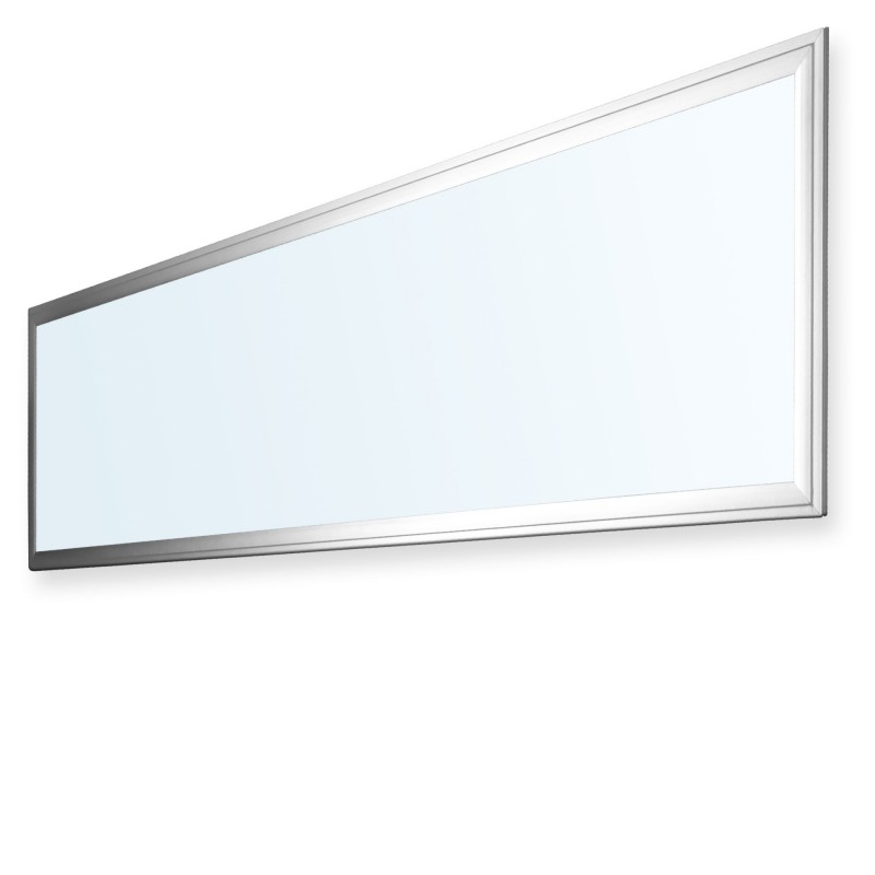 LEDVero 1er Set 120x30cm Ultraslim LED Panel 36W