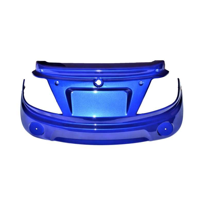 Rücklichtabdeckung Blau