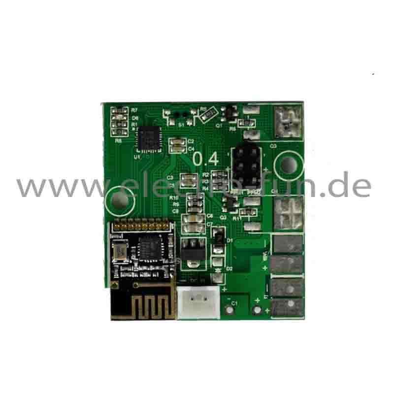 Empfängerplatine für Fernbedienung / 1200 Watt E-Board