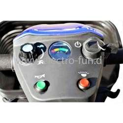 Elektromobil Eco Engel 401 Silber Elektro Vierad