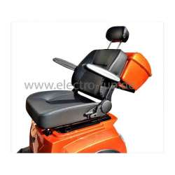 Elektromobil ECO ENGEL 504 Terracotta, Seniorenmobil