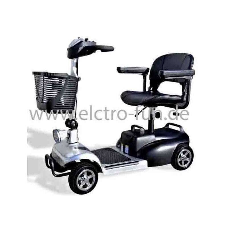 Senioren Elektromobil ECO ENGEL 401 Silber Elektro 4 Rad, 6 km/h