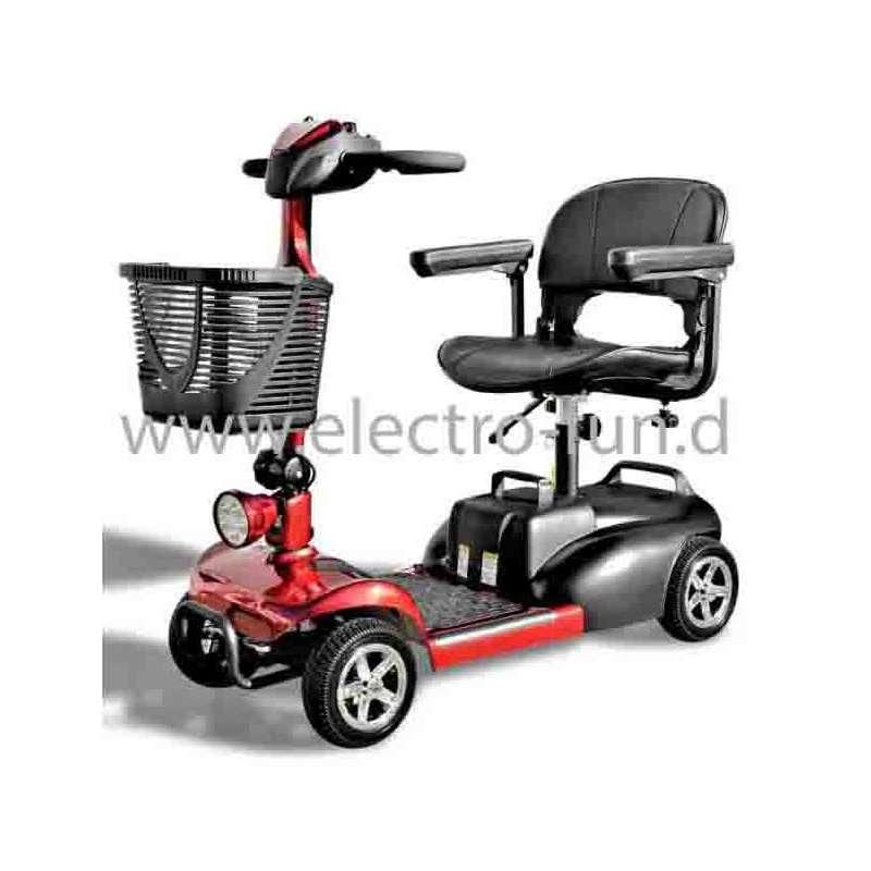 Elektromobil Eco Engel 401 Lithium Rot Elektro 4 Rad, 6 km/h