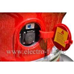Elektro Kabinenroller Eco Engel 3000 1500 Watt 45 km/h