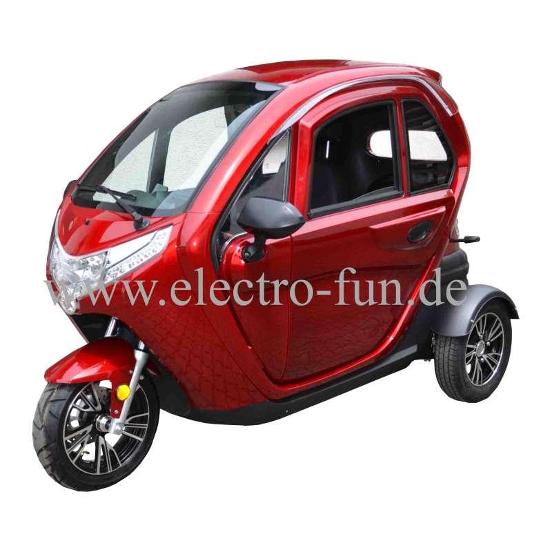 Elektro Kabinenroller Eco Engel 3000, 1500 Watt 45 km/h