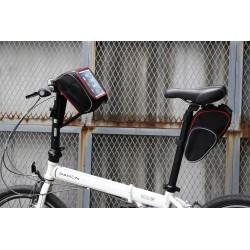 Roswheel Wasserabweisende Fahrrad Lenkertasche