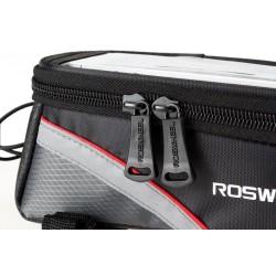 Roswheel Wasserabweisende Fahrrad Rahmentasche Größe S
