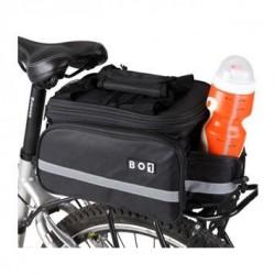 Fahrradtasche Gepäckträger mit Flaschenhalter